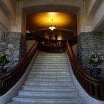 main staircase in Lobby