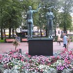 Monument to Z Topelius