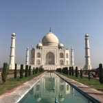 Taj Mahal by AJ