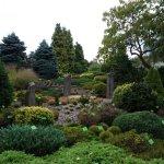 Wunderschöne Parkanlage im Botanischen Garten