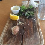 Would you want to spend £19 eating off a board like this?