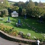 Overlooking front garden