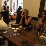 birthday celebration & wonderful waiter