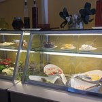 Restaurant area :(