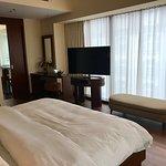 Park Junior Suite. Bedroom