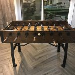 Foosball table for Guests