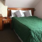 Top floor double ensuite bedroom with tea/coffee making, hairdryer