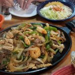 Fajitas Mix for 2 was great