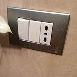 Filthy light switch