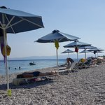 Photo de Kinetta Beach Hotel