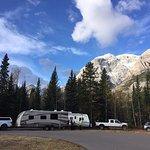 Campsite in Loop F