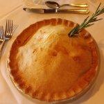 Great restaurant Chicken Pot pie