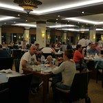 Akka otel yemek