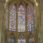 Stunning stained-glass