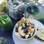 Breakfast at the Moon Fruit Style & Be Green