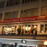 Kanchi Indian restaurant Foto