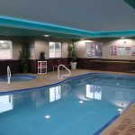 swimming pool hot tub and sauna