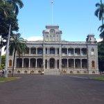 Iolani Palace, Oahu, HI October 2017