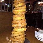 "The 12"" of onion rings on a peg! Sooooo good!"