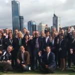Project Professionals Group members had a great time in Melbourne for their 10th annual conferen