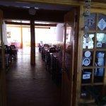 Dining hall entrance