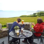 Proper Scottish Hotel....stunning views...scrummy scones.......beer was quality too.  Would love