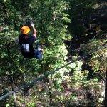 Foto de Ozark Mountain Ziplines