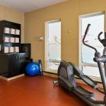Fit a workout into your busy day during your stay with the convenience of our 24-hour fitness ce