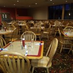 Large dining room for smaller occasions or for some great food with family!