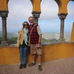 Thanks Marlene for guiding us two around Sintra and Cascais