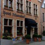 Hotel Prinsenhof facade
