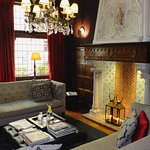 Hotel Prinsenhof lounge