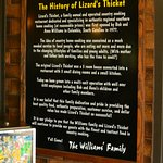 History of the Restaurant in the Vestibule