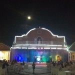 El teatro en Bahia Principe Village