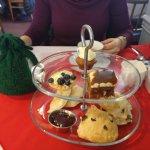 Tea at the James Bay Teahouse