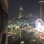 Foto de Omni Atlanta Hotel at CNN Center