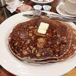 Garcia's Blue Corn Pancakes