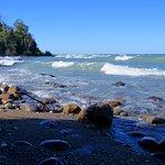MacGregor Point shoreline