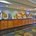 Foto de Holiday Inn Express Belleville