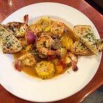 Shrimp & Sausage Bake from Sound Bites Grill
