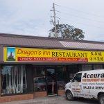 Dragon's Inn Restaurant, 2240 Wyandotte St, Windsor, Ontario.