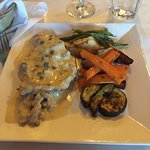 Veal with piccata sauce