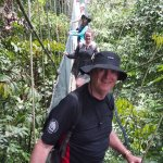 Fun on the Canopy Walk