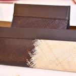 Hand woven natural fiber clutch bags