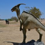 Worth a look on the road to Cloncurry on the edge of town.