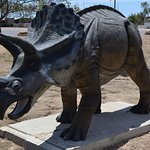 Worth a look, on the way to Cloncurry, on the edge of town.