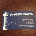 Photo of Pompei's Grotto