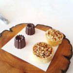 Complimentary Petit Fours - yum!