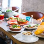 Authentic Mexican dishes in a relaxed and vibrant atmosphere