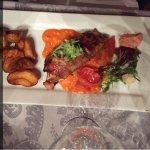 Oppie Dorp Restaurant Foto